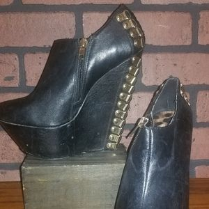 "Betsy Johnson ""Maysy"" wedges"